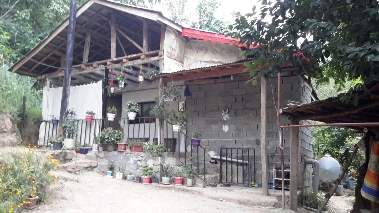 خانه روستایی سیاهکل