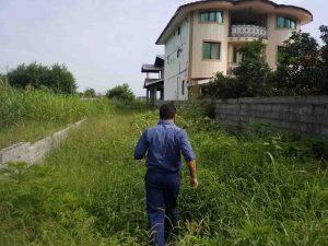 فروش زمین شهری مسکونی در رودسر