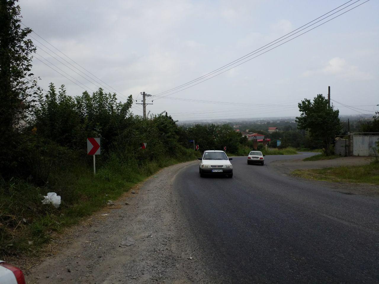 فروش زمین 2400 متری شهری مسکونی کومله
