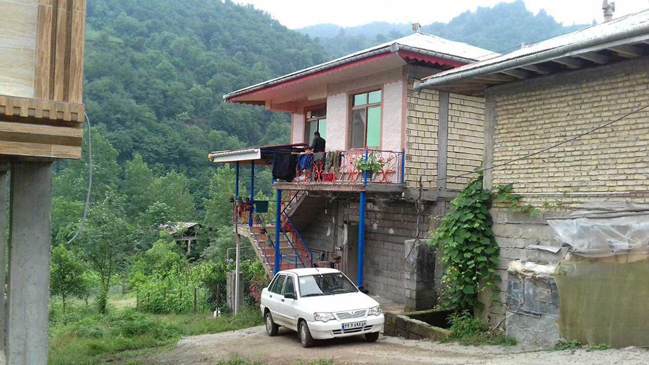 فروش ویلا 250 متری در ارتفاعات املش