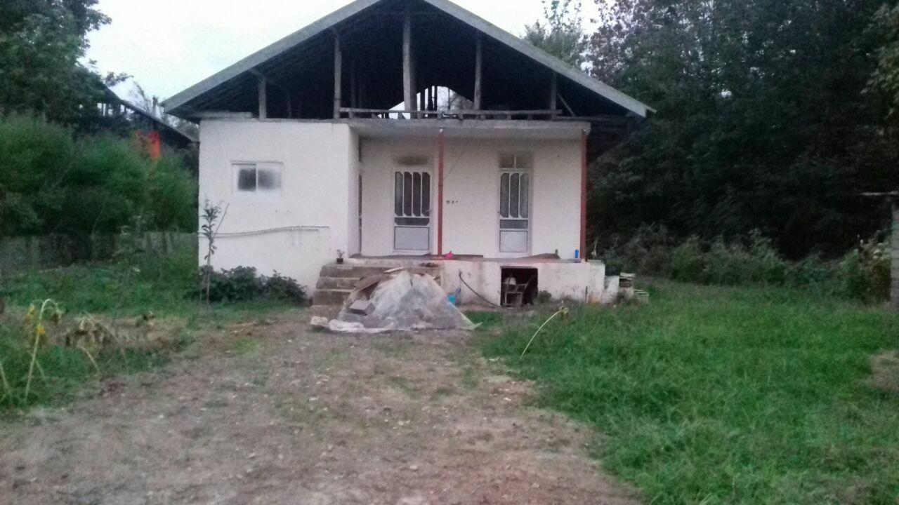 فروش خانه 60 متری با زمین 2000 متری کلاچای