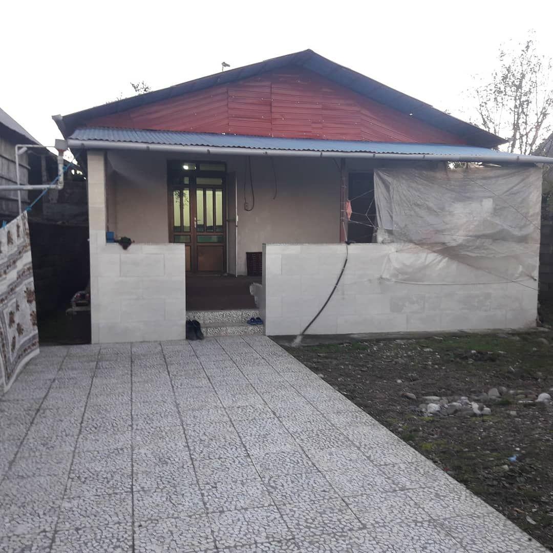 فروش فوری خانه محوطه محصور حومه رودسر