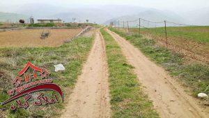 فروش زمین سنددار 400000 متری سراوان