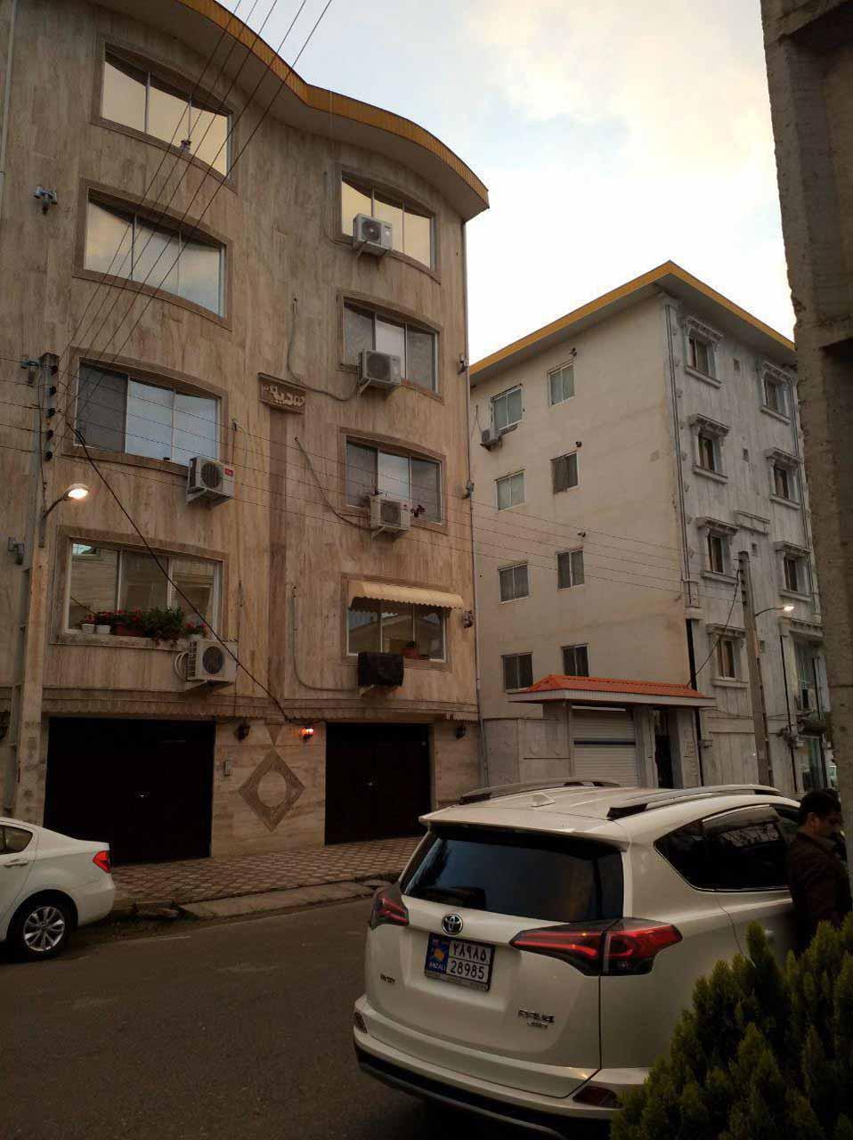 فروش آپارتمان 87 متری با آسانسور در رودسر