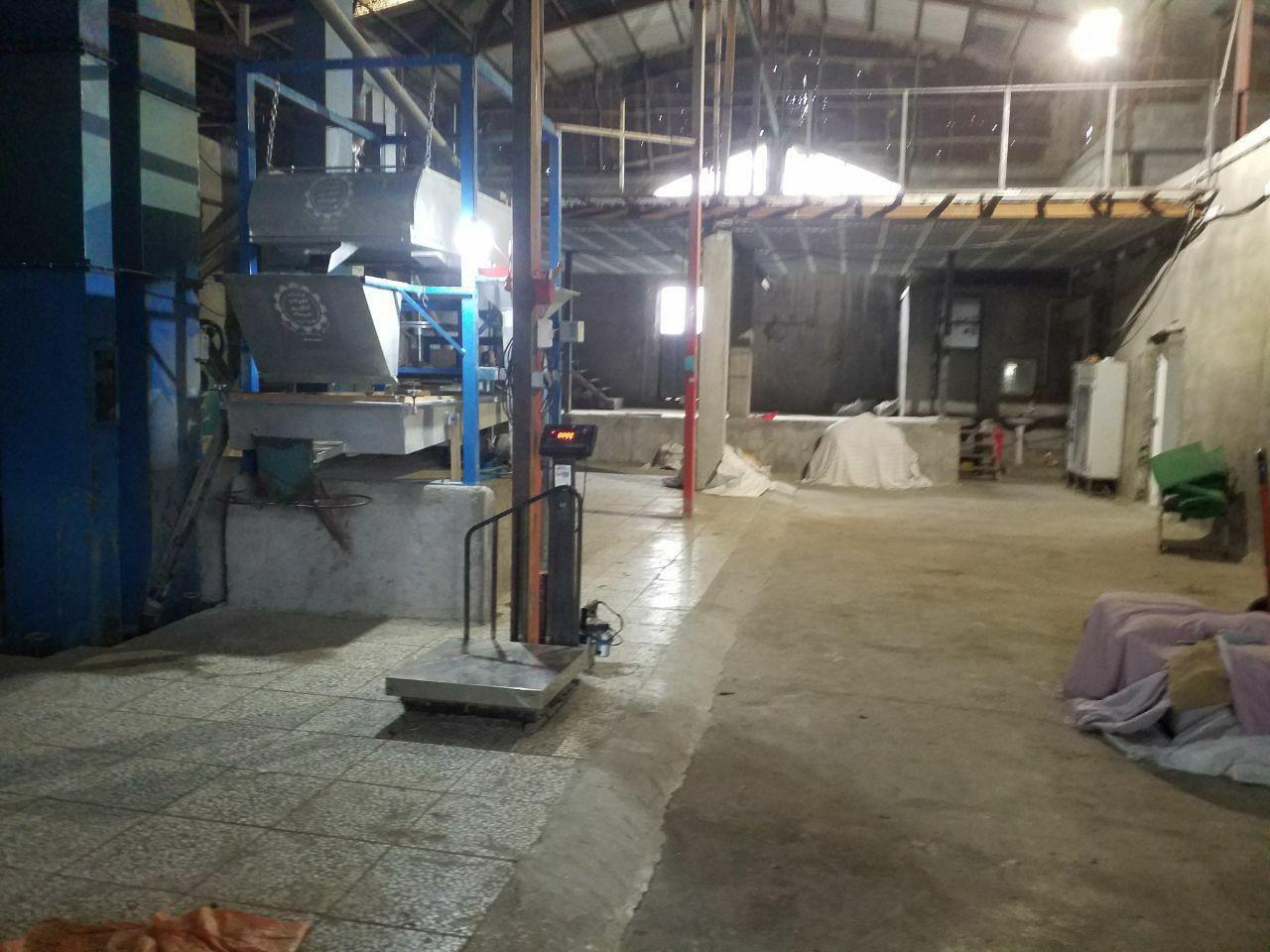فروش کارخانه برنجکوبی 1200 تن در رودسر